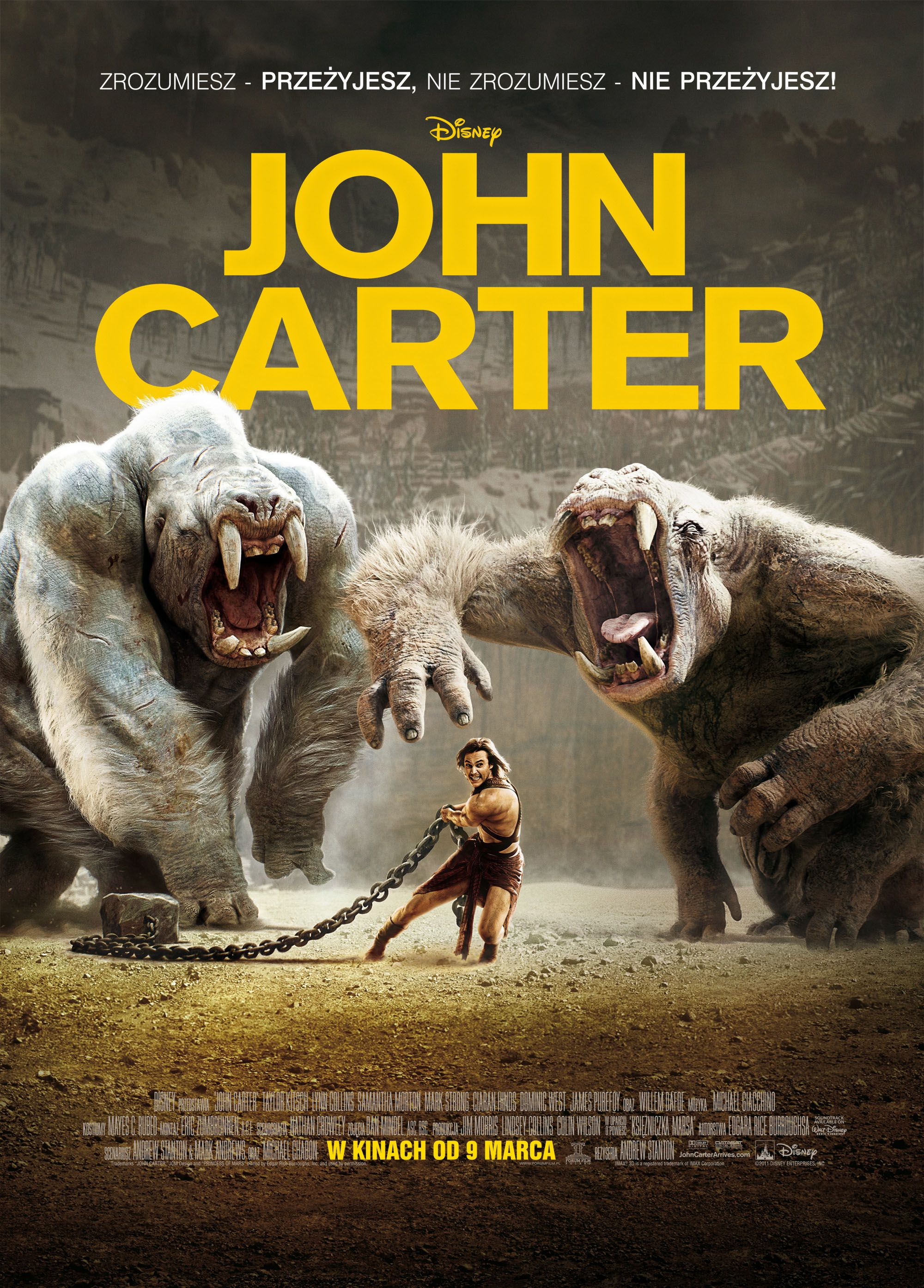 John Carter 2012 Peliculas Completas Peliculas Cine Peliculas De Disney