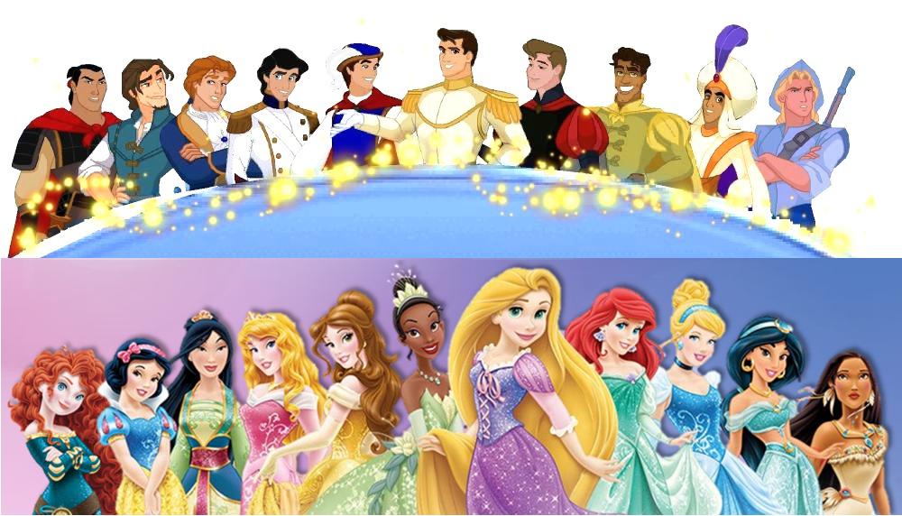 List Of Disney Princes Disney Princes Disney Princess Films Disney