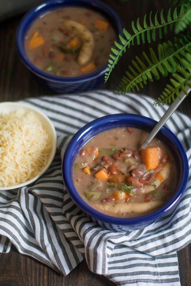 spicy vegan jamaican stew peas  recipe  stew peas