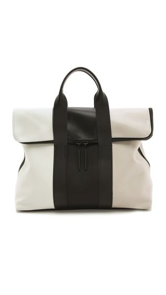 3.1 Phillip Lim Tricolor 31 Hour Bag.
