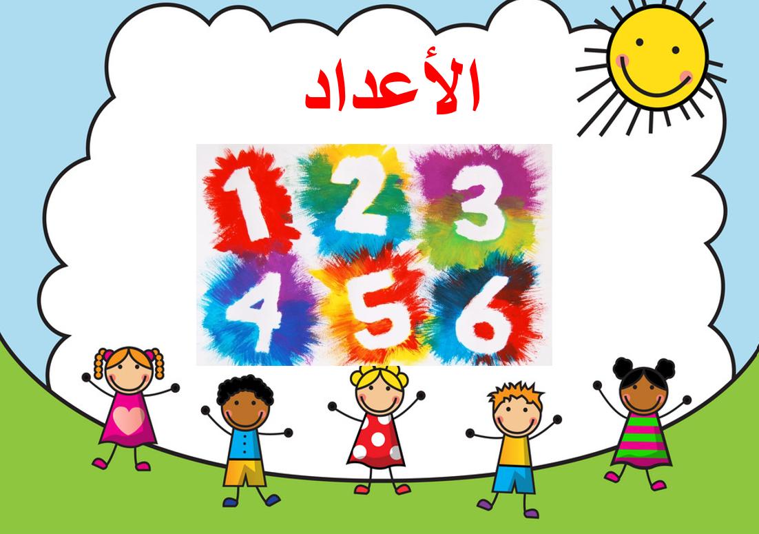 بوربوينت درس الاعداد لغير الناطقين بها للصف الاول مادة اللغة العربية Mario Characters Comics Character