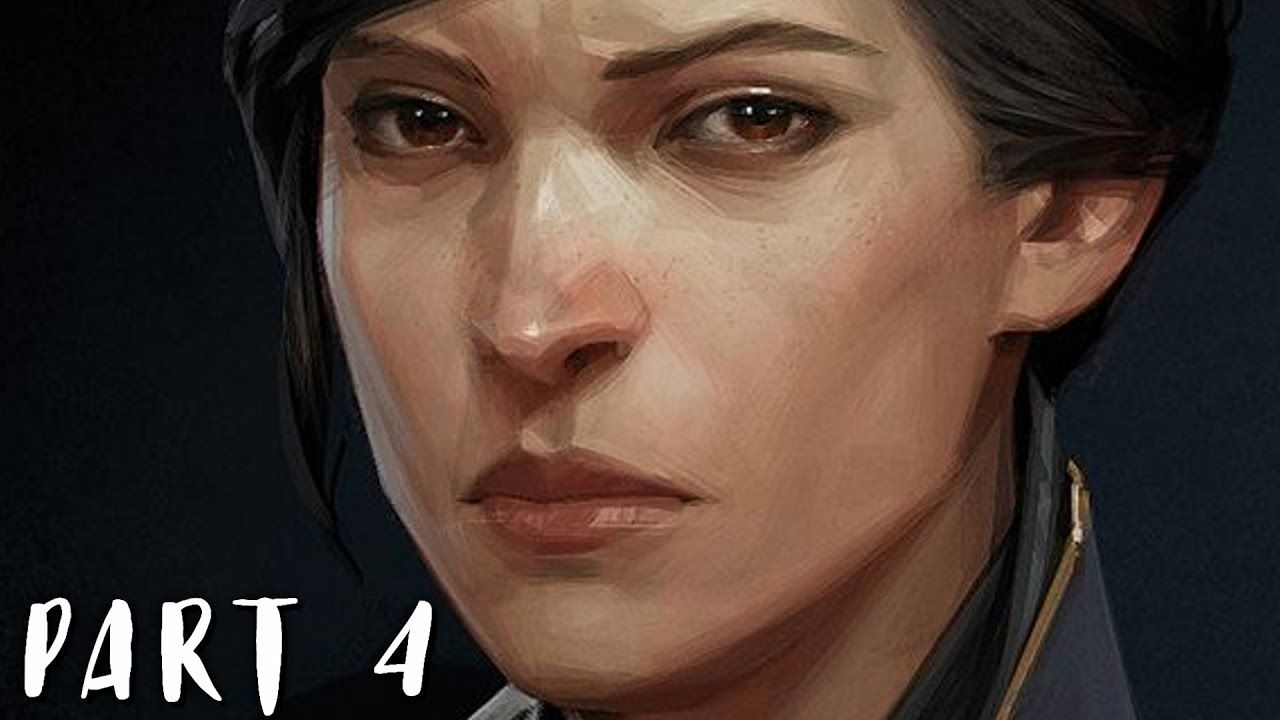 Dishonored 2 Walkthrough Gameplay Part 4 Clockwork Mansion Ps4 Dishonored 2 Dishonored Gameplay