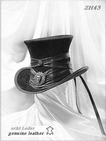 ZH43<br/>Herren-Zylinder<br/>men's top hat