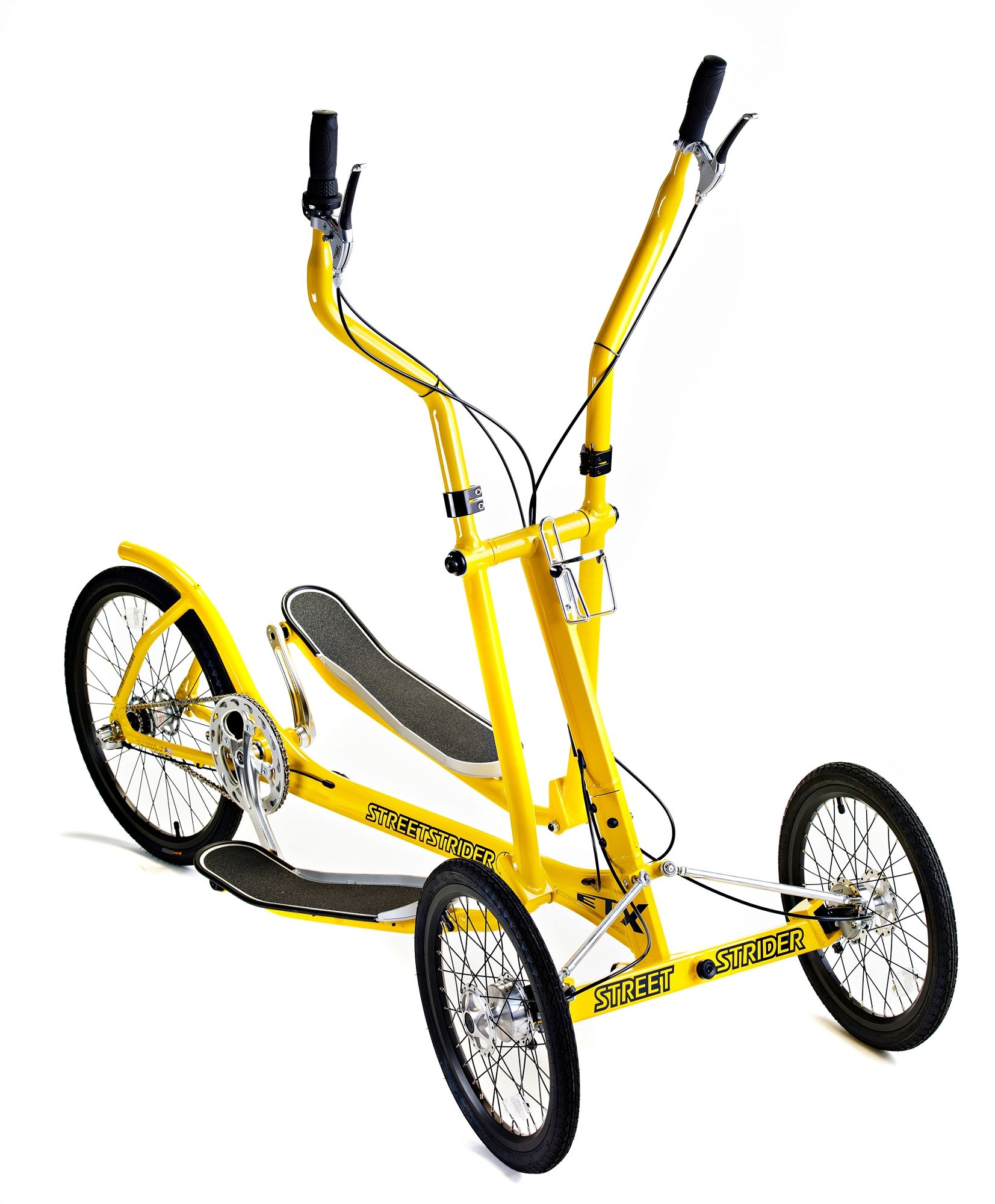 Its An Eliptical That You Can Take Out As A Stand Up Bike And Mount On The Indoor Mount For Stationar Design De Bicicleta Carros De Pedais Bikes Personalizadas