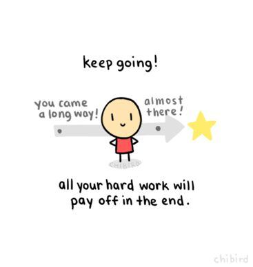 A Little Motivation Only One More Day Until Im Free From Midterms
