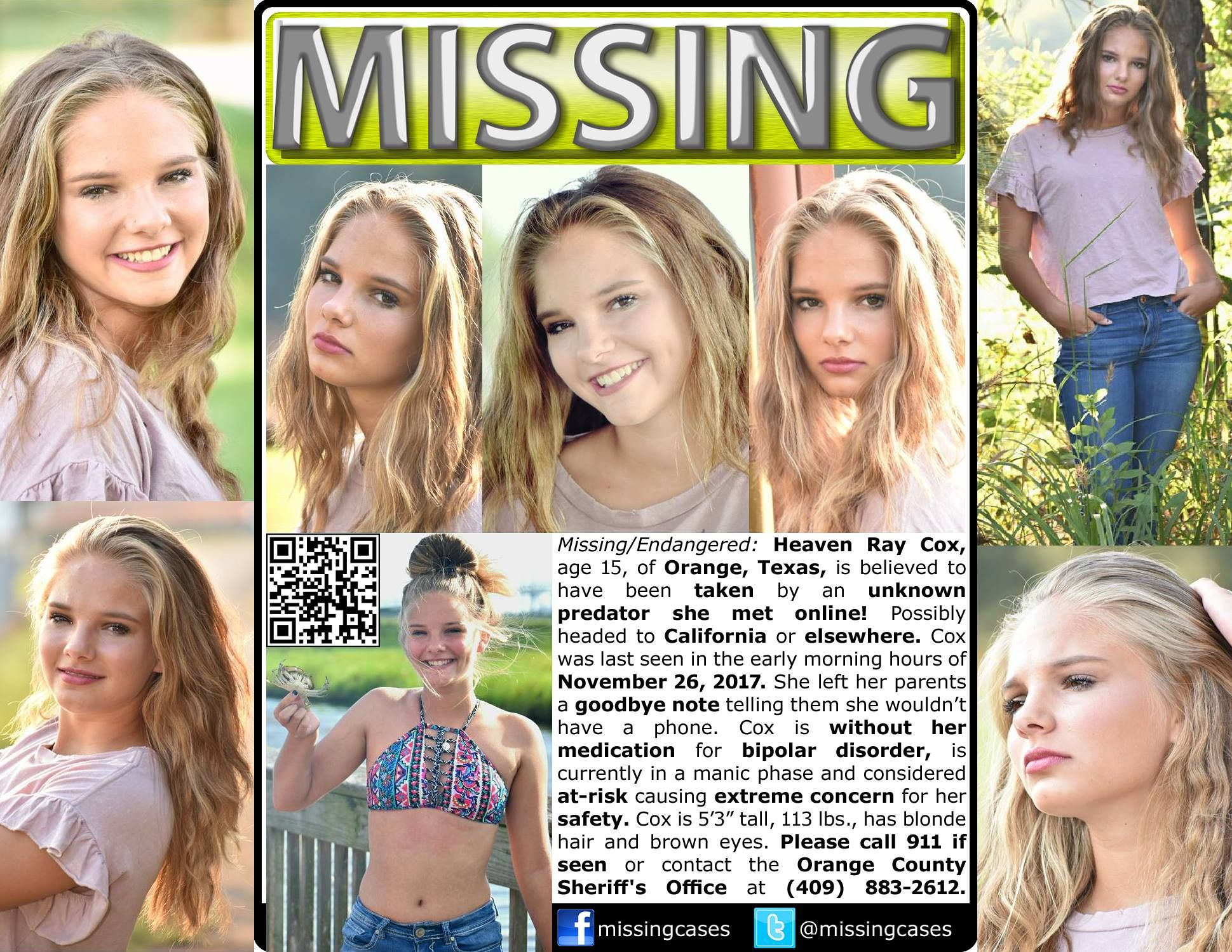 recent missing girl - HD 1939×1499
