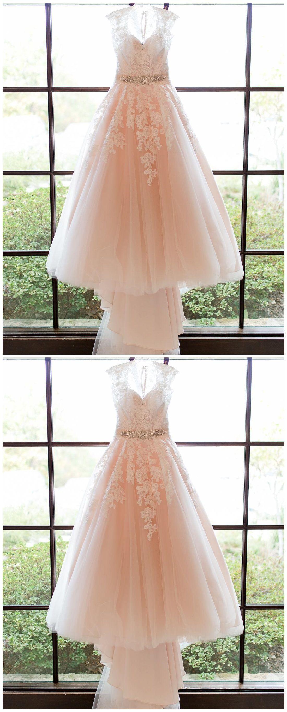 Lace Applique Blush Pink Wedding Dresses Cheap Bridal Dress Ard1432 Cheap Bridal Dresses Wedding Dresses Blush Blush Pink Wedding Dress [ 2728 x 1100 Pixel ]