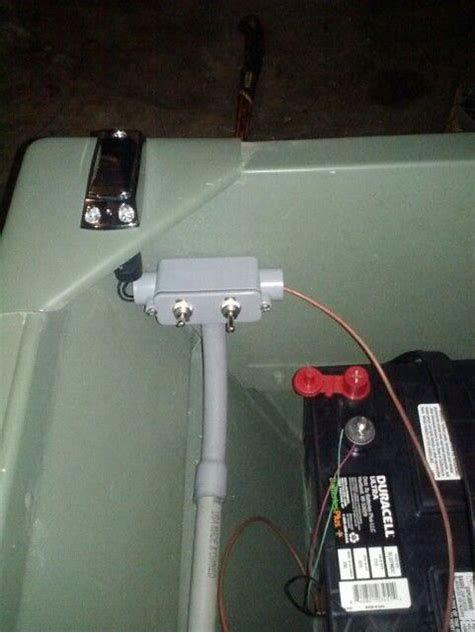 image result for jon boat wiring for lights jon boat. Black Bedroom Furniture Sets. Home Design Ideas