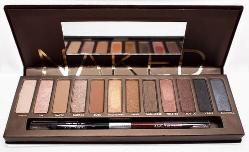 naked: urban decay - I've got this and it's absolutely AMAZING stuff!