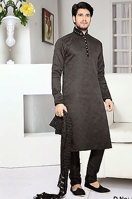 New-Desi-Indian-Mens-wear-Designer-Kurta-Payjama-size-38