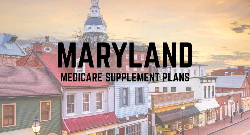 Guide to maryland medicare supplement plans for 2021