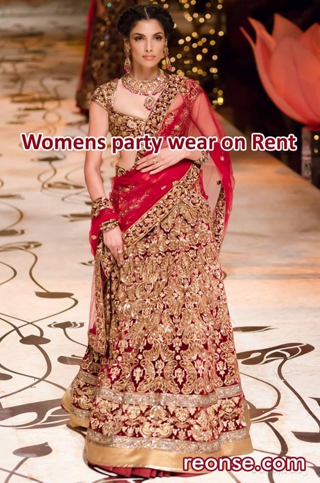 Rent a Party wear dress in Coimbatore We source Original Brands