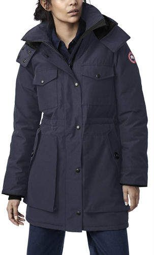 Canada Goose Gabriola Hooded Parka Coat W Reflective Back Gabriola Goose Canada Diy In 2019 Hooded Parka Parka Coat Canada Goose Parka