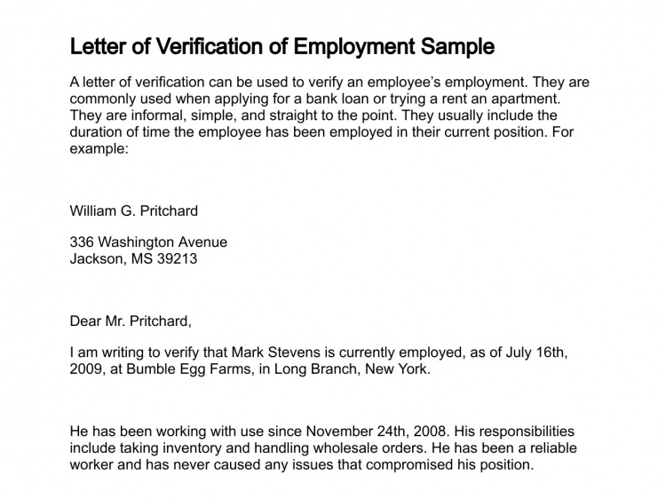 confirmation letter for employee malaysia cover templates the – Rent Verification Letter Sample