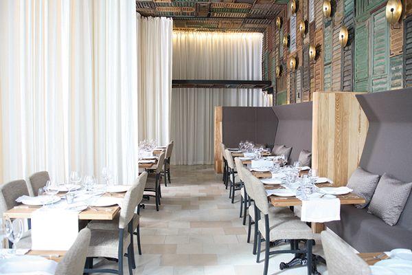 Ella Dining Room & Baruxus  Via Behance  Id  Pinterest Cool Ella Dining Room & Bar Decorating Design