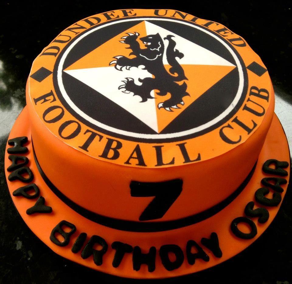 Dundee united birthday cake tweedledees cakes pinterest dundee united birthday cake publicscrutiny Images