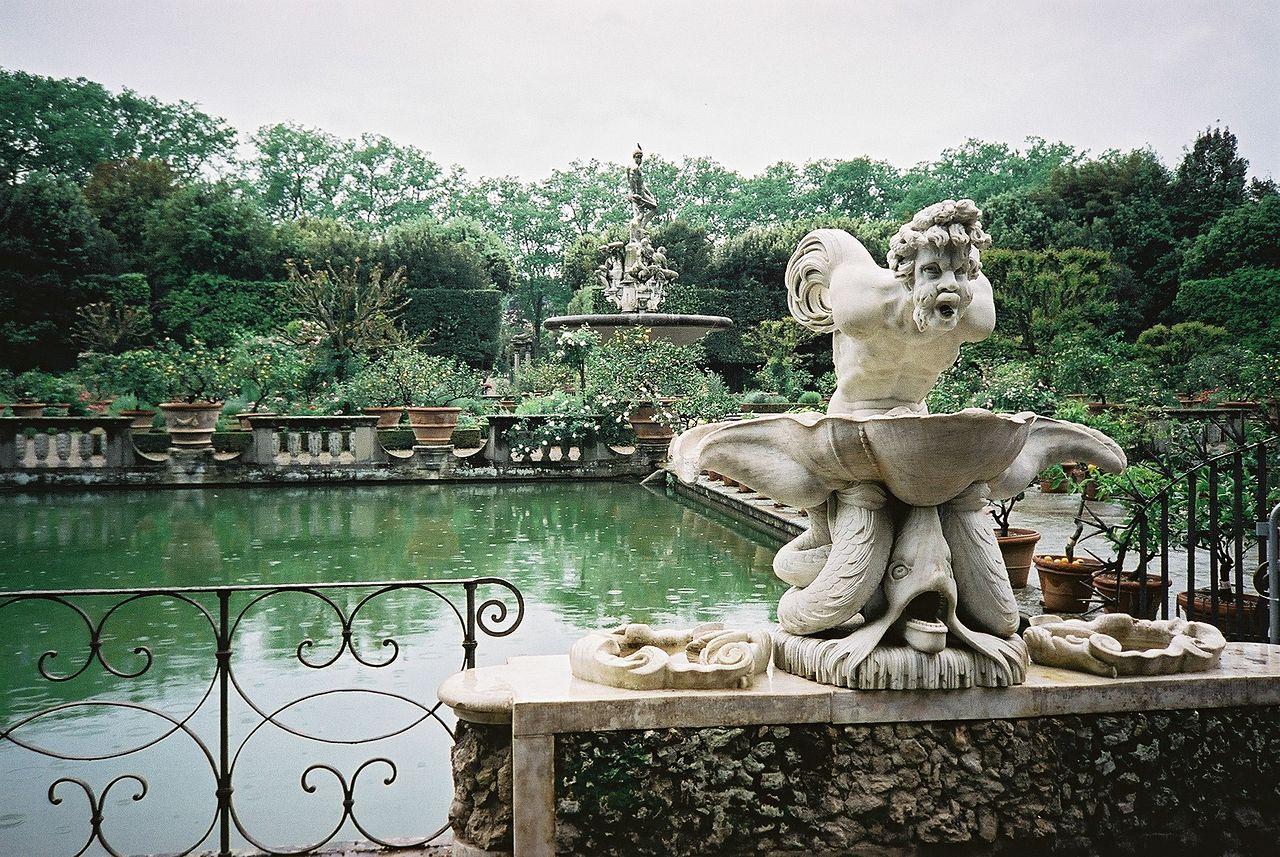 Boboli Gardens Florence Travel Guide Most Beautiful Gardens