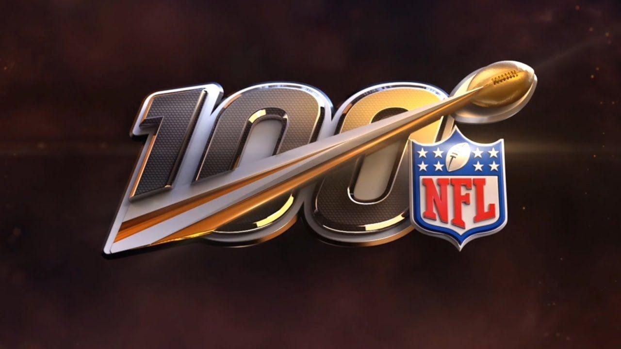 NFL 100 Presentation Intro (Updated CBS, Fox, NBC, ESPN