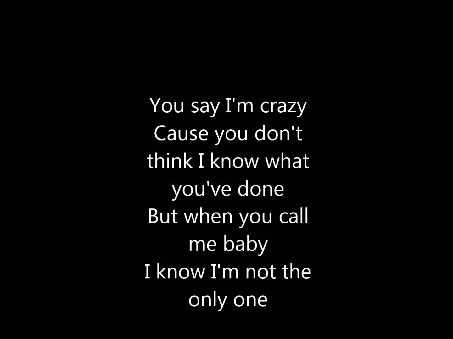 I'm not the only one - Sam Smith - LYRICS HD If I knew then what I know now... | Lyrics | Sam ...