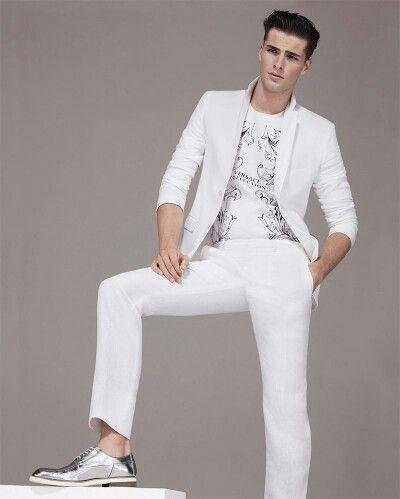 #Men's wear  Versace Collection  Spring Summer 2014 #Moda Hombre