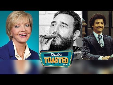 RIP FLORENCE HENDERSON, FIDEL CASTRO AND MORE - Double Toasted Podcast Highlight - YouTube