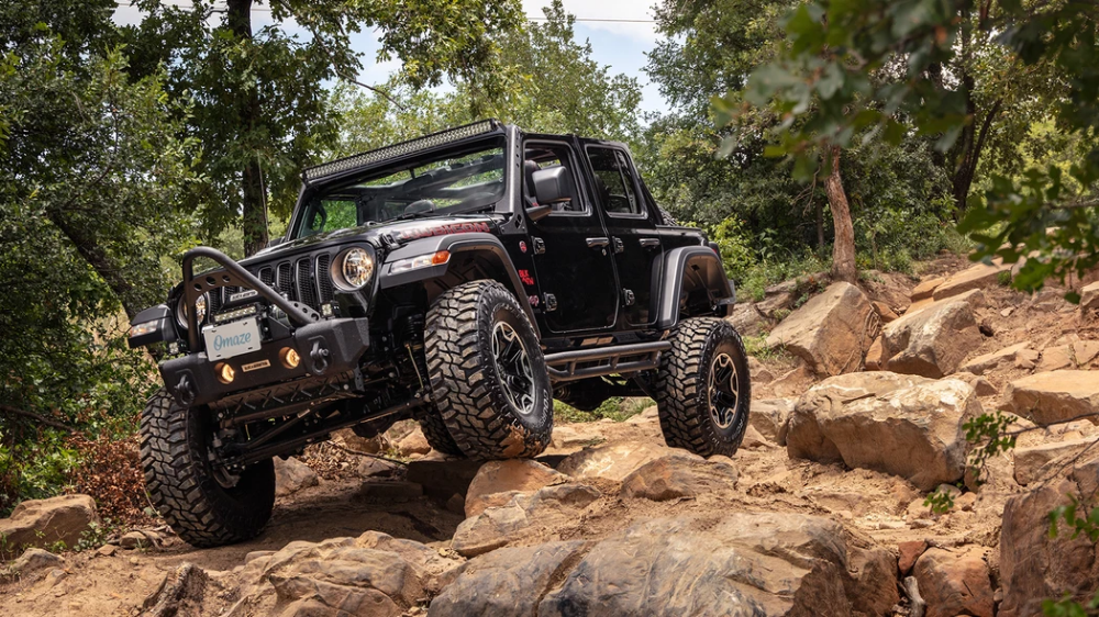 Win A 2019 Jeep Wrangler Unlimited Rubicon With 40 000 Of