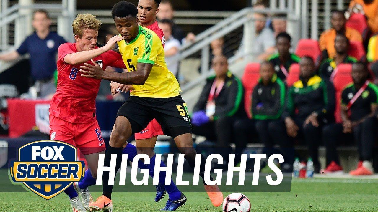 90 in 90 United States vs. Jamaica 2019 International