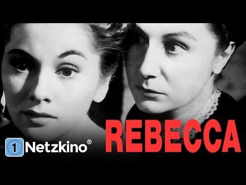 Alfred Hitchcock: Rebecca (Drama in voller Länge, ganze