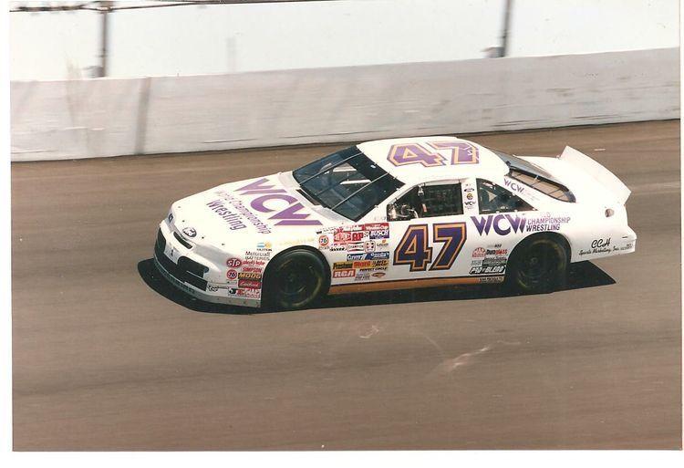 47 Billy Standridge Wcw Nascar Race Cars Ford Racing Nascar Racing