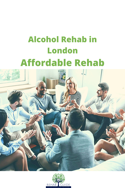 Drug & Alcohol Rehab London