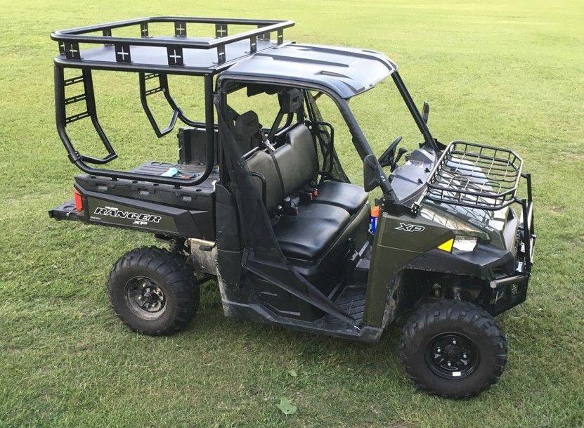 Polaris Ranger XP900 Roll Cage Extensio