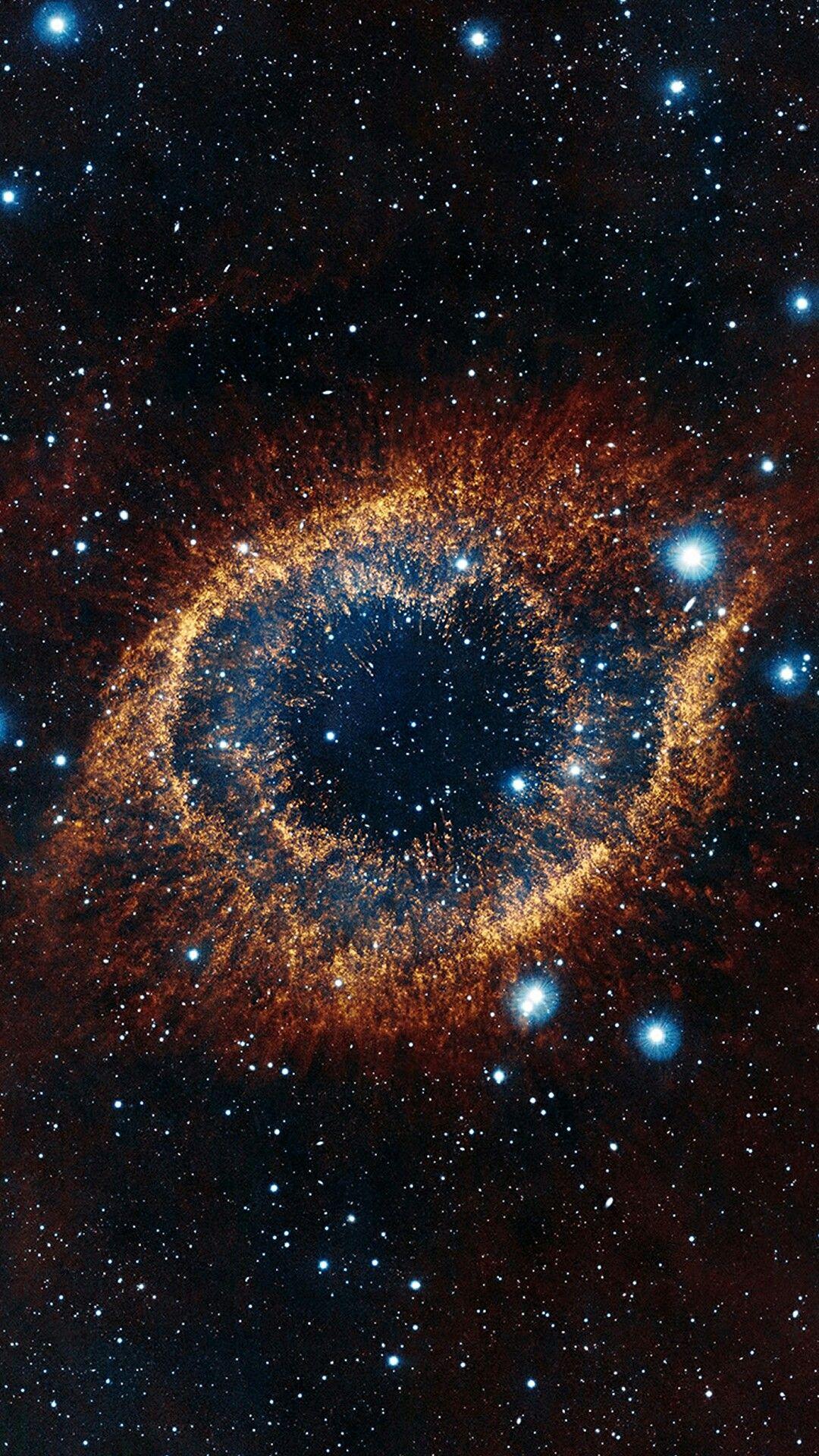 weltraum der kosmos