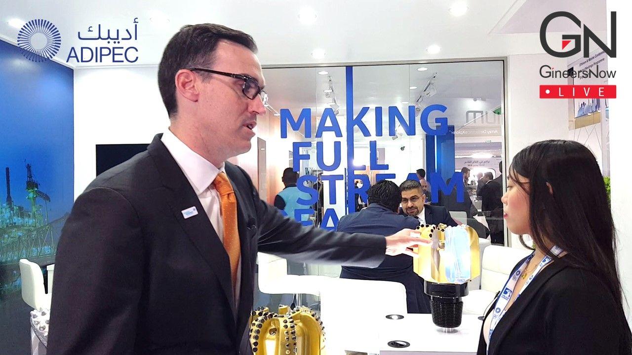Leaders' Talk with Baker Hughes' Technology Director, Mark Freeman