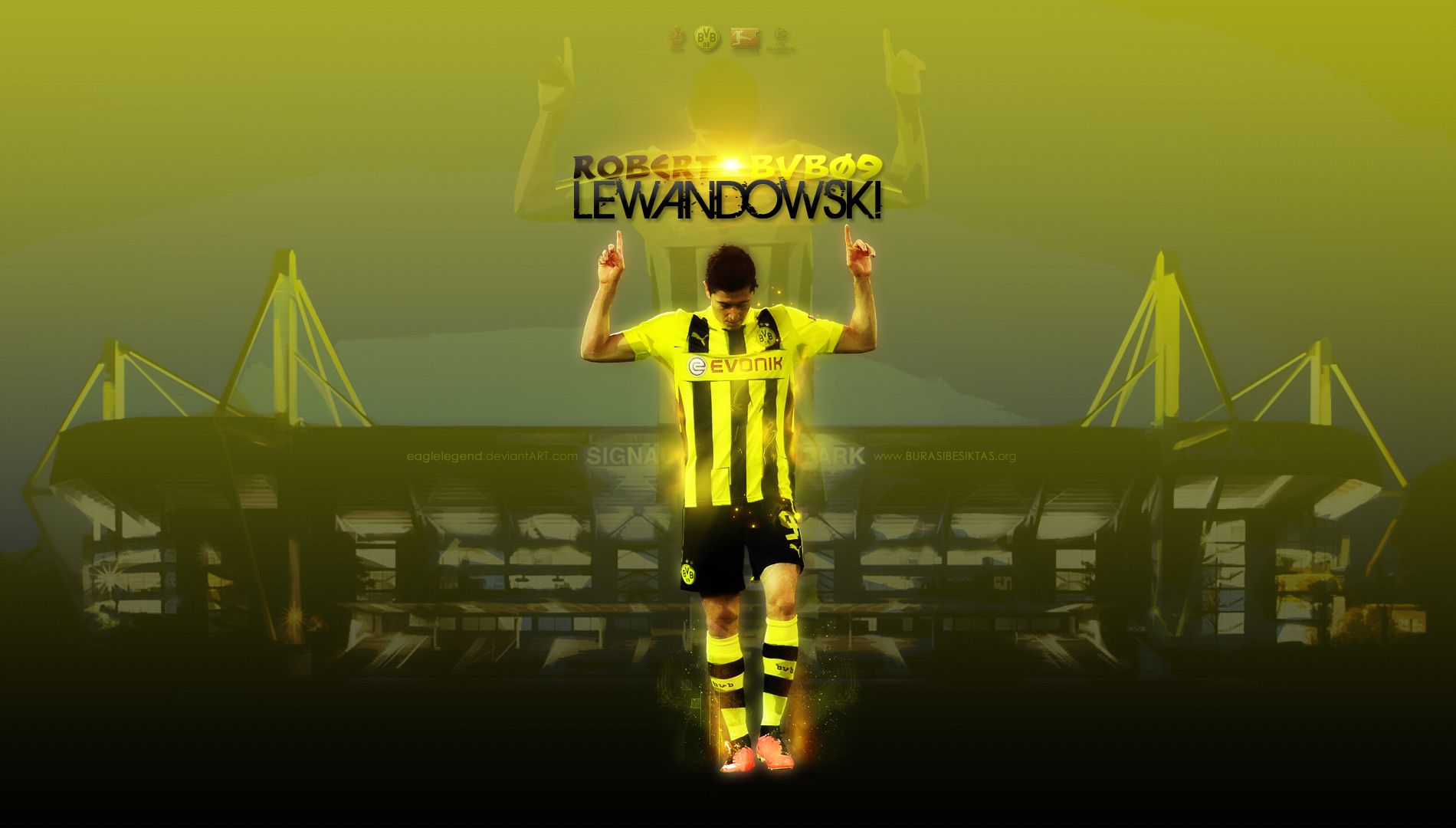 Robert lewandowski wallpaper borussia dortmund pinterest robert lewandowski wallpaper voltagebd Choice Image