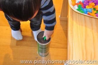Fine motor skills and gross motor skills rolled into one.