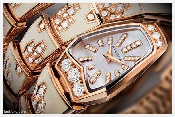 2012 Bulgari Serpenti Watches Collection 05