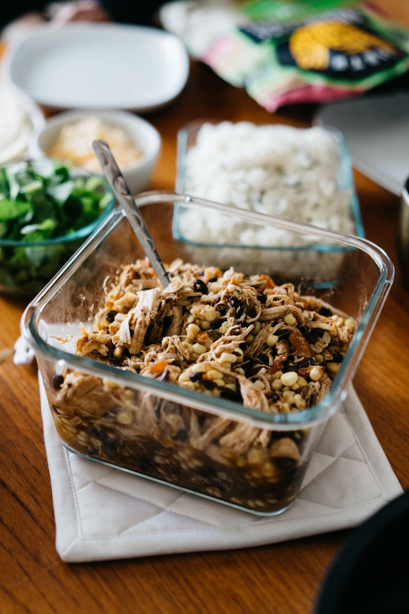 30 minute quick and easy simple instant pot chicken
