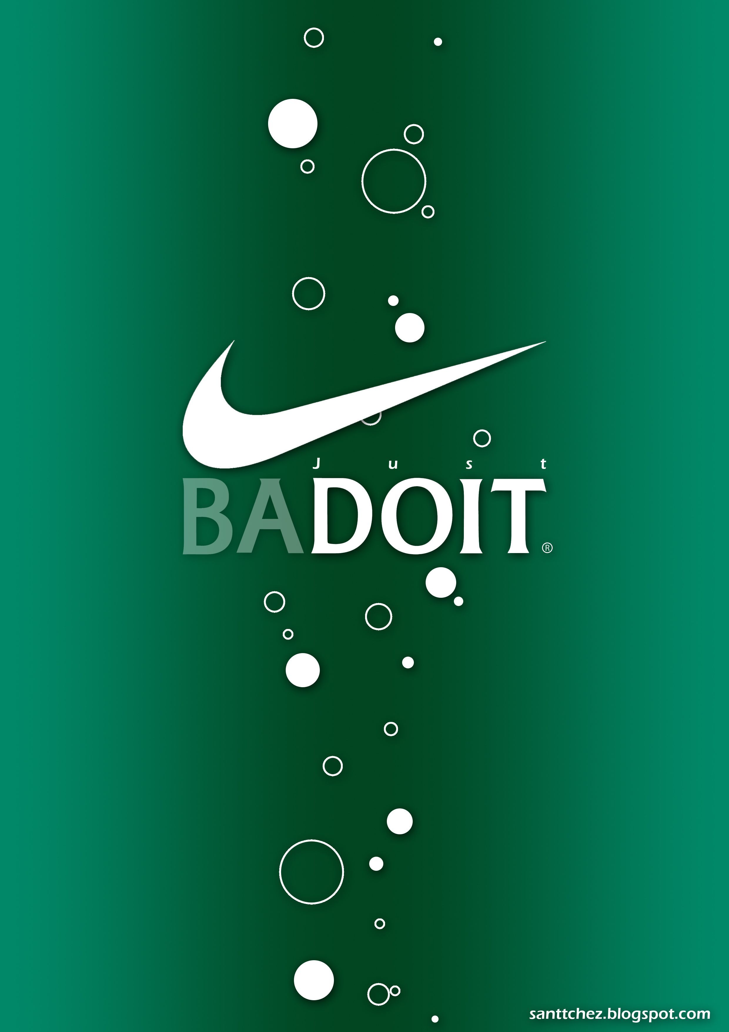 Nike Just Do It Ba Do It Badoit French Brands Nike Just Do It