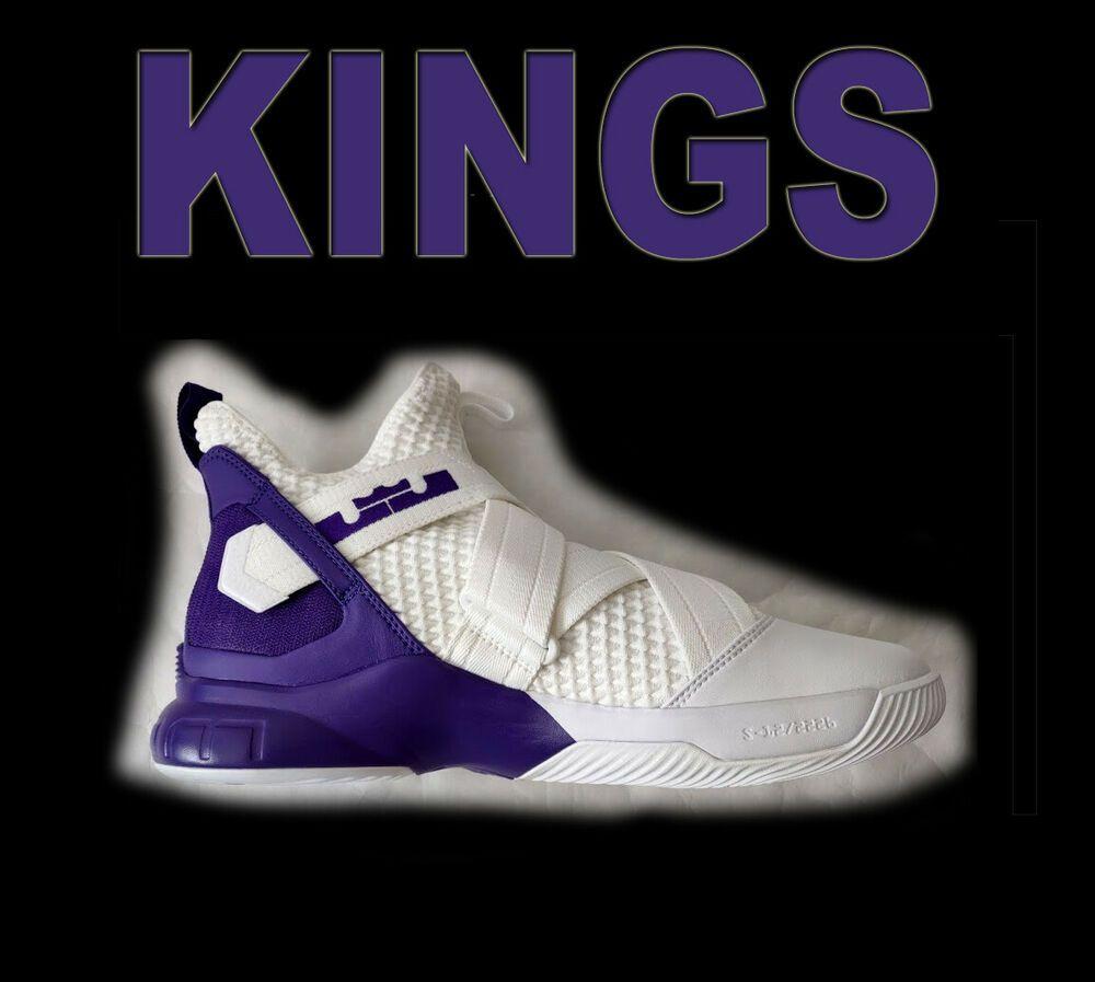 NIKE Lebron Soldier XI TB Promo White//Orange Size 12 Men/'s Basketball 943155-110