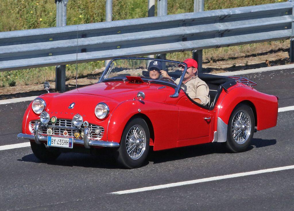 By 435hh I Triumph Cars Triumph Tr3 Vintage Cars