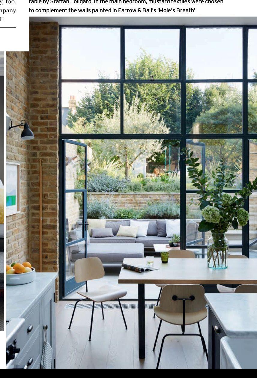 Pin von Lindsay Voogt auf Kitchens | Pinterest | Fenster, Rund ums ...