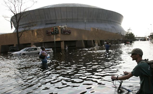 New Orleans After Hurricane Katrina Today Then And Now New