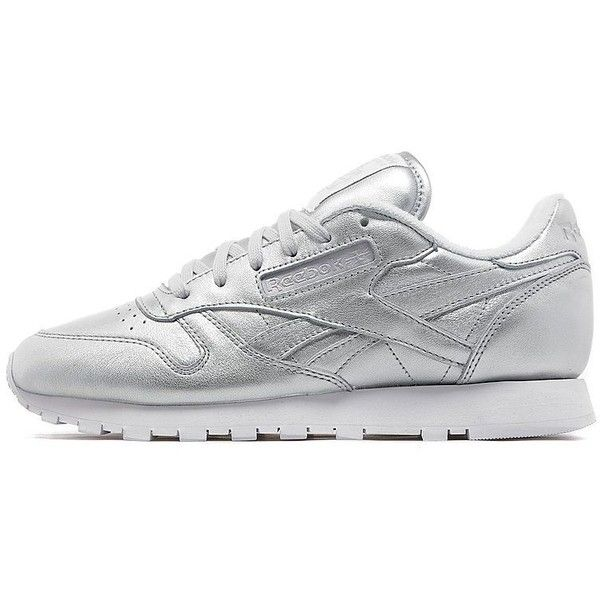 2c9c0fc9498 Reebok x Face Stockholm Classic Leather Women s ( 89) ❤ liked on Polyvore  featuring shoes