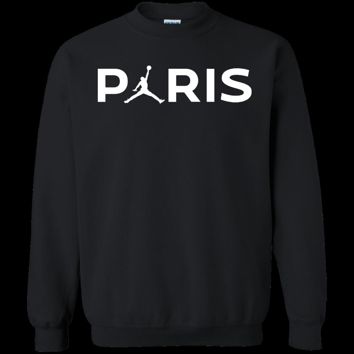 Psg Jordan Sweater Dark Black Shipping Worldwide Ninonine Polo Shirt Outfits Hoodie Outfit Men Sweatshirts