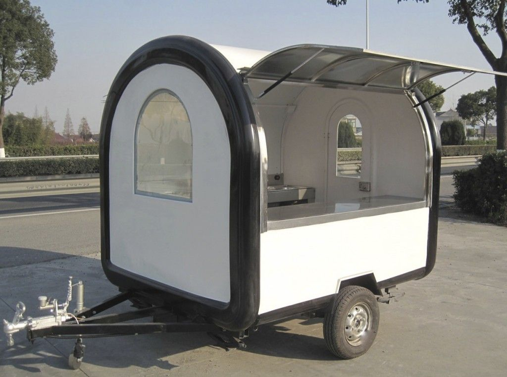 TLINE JXFR220B TRAILER2 Coffee trailer, Beach cabana