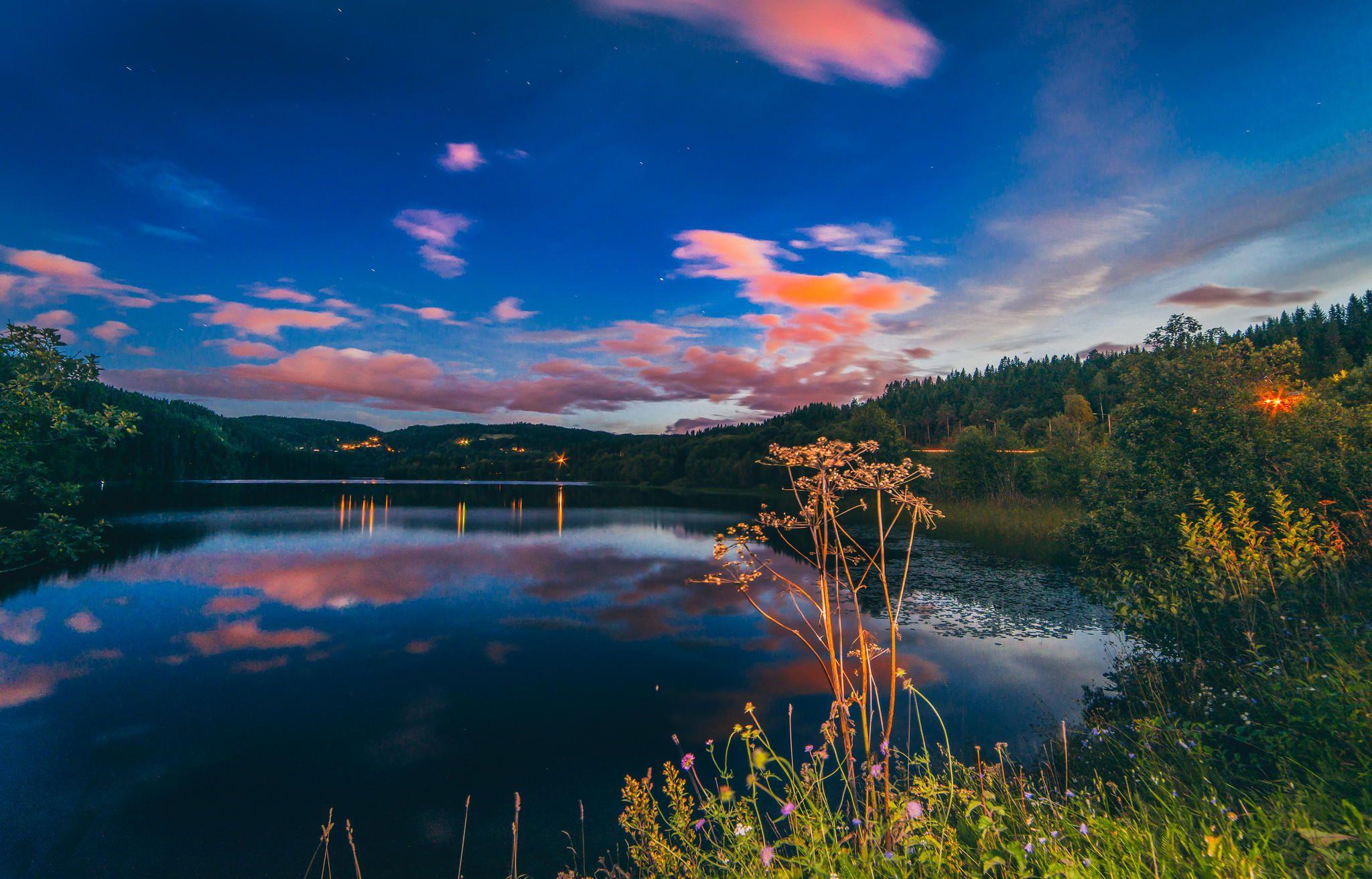Jonsvatnet,, Trondheim  by Aziz Nasuti on 500px
