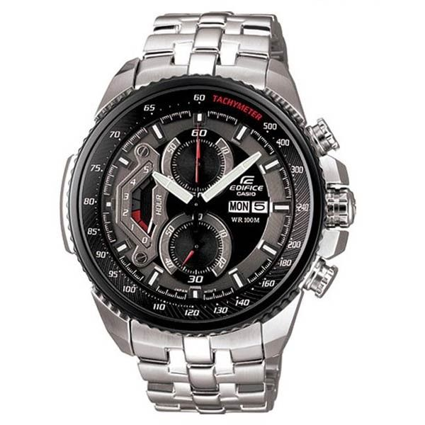 Casio EF-558D-1AVDF chronograph Wrist watch (ED436) - For Men at Rs 8737