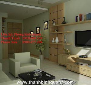 Bán gấp Hoàng Anh Thanh Bình 117m2, 3PN, 2WC, view đẹp, giá rẻ 2,880 tỷ