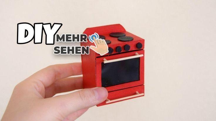 Miniaturofenbau | DIY | Mach es selbst -   # #machesselbst–diy