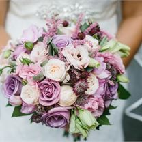Inspiration Gallery for Purple Wedding Flowers